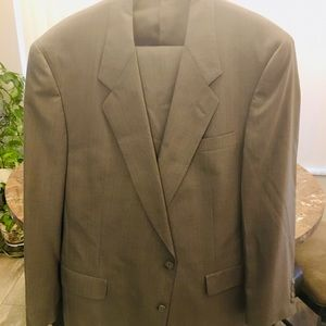 Vintage Hart Schaffner & Marx 2 Piece Dress Suit